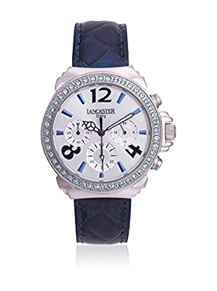 Lancaster Reloj de cuarzo Woman Pillo Fantasy Leather 38.0 mm