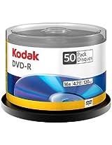 Kodak 50 DVD Pack