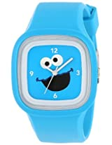 Sesame Street Sesame Street Sw628Cm Cookie Monster Jelly Watch Case - Sw628Cm