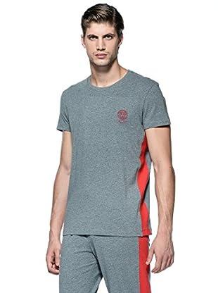 Versace Camiseta Girocollo (Gris)
