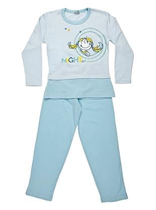 Bkb Pijama Niña (Azul)