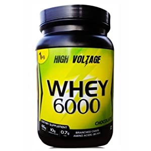 Whey 6000 Chocolate 1 kg