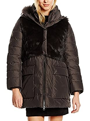 ADD Daunenjacke Down Parka Detachable Fur Vest
