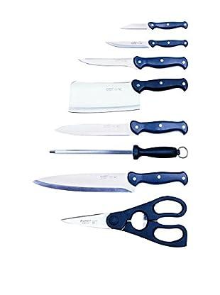 BergHOFF Knife Set 9-Piece Folding Wrap