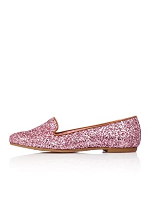 Bisué Slippers Brillantina (Rosa)
