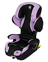 Kiddy CruiserFix Pro Car Seat, Lavendar