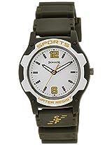 Sonata Analog Silver Dial Men's Watch - NF7921PP15J