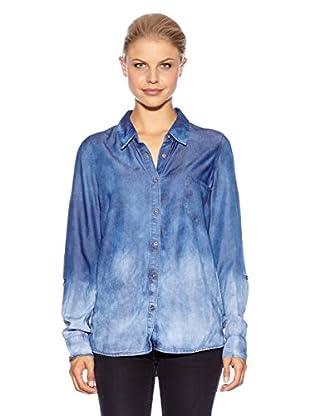 Anna Scott Blusa Mirror (Azul)