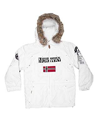 Geographical Norway/ Anapurna Anorak Aaron Boy (blanco)