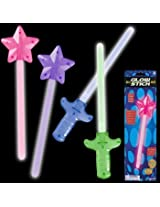 Glow Light Stick Wand Magic (Colors Vary)