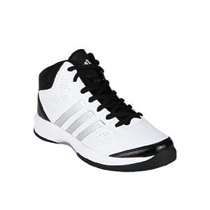 Isolation White Basketball Shoes