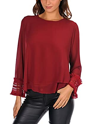 French Code Blusa Lilas