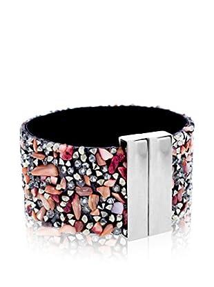 Diamond Style Armband Cuff