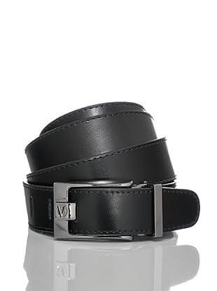 Versace Collection Cinturón Patroclus (Negro)