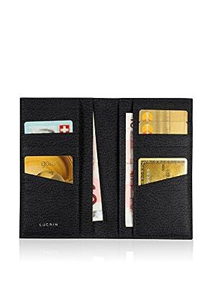 Lucrin Brieftasche PM1343_VCGR_NRR schwarz