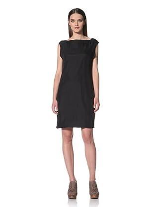 JIL SANDER NAVY Women's Sleeveless Dress (Navy)