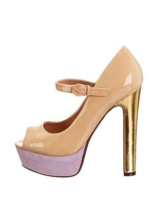 Ravel Zapatos Lottie (Nude / Lila)