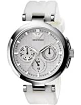 Emporio Armani AR0736 chronograph Women Watch