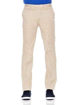 Pedro del Hierro Pantalón Pima Cotton Prosper (Tostado)