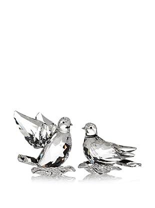 Swarovski Turtle Doves