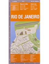 Rio de Janeiro (City Map)