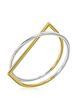 Uncommon Matters Armband vergoldetes Silber 18 Karat
