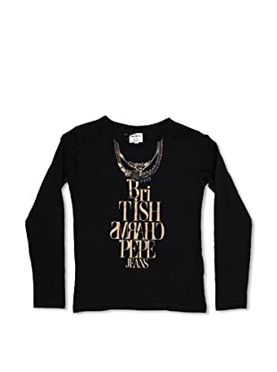 Pepe Jeans London Camiseta Jay (Negro)
