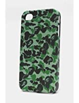 Fonokase Case for Apple iPhone 4 & 4S 4 S Army Series Hard Back + Screen Guard