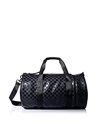 Fred Perry Bolsa duffle Fp Checkerboard Barrel Bag