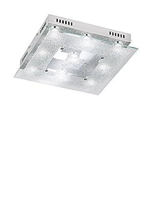 WOFI Deckenlampe LED Brooks chrom