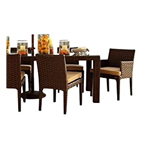 GEBE - Cappuccino Dining Table (39inch x 39inch)