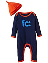 French Connection Kids Baby Boy's Overalls