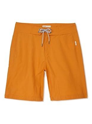 Onia Men's Amaury Board Short (Orange)