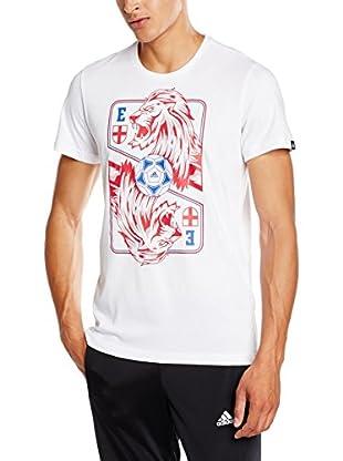 adidas Camiseta Manga Corta England Graphic Card