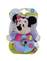 Disney MBE-WDP0229 Minnie Ring Rattle 6-inch