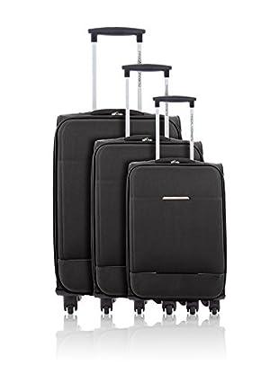 Pascal Morabito Set de 3 trolleys semirrígidos Copal