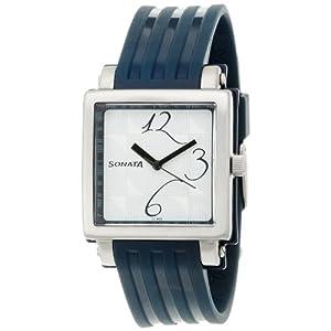 Sonata Fashion Fibre Analog Blue Dial Women's Watch - NF8990PP02J
