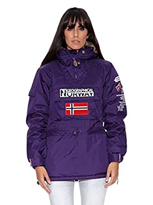Geographical Norway Abrigo Building Lady Assor B (Uky) (Morado)