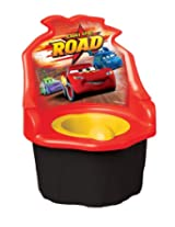 Disney Pixar Car 3 In 1 Potty Trainer Red