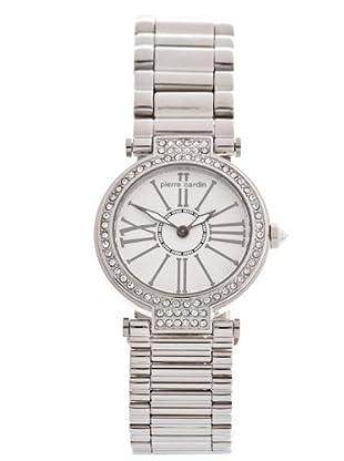 Pierre Cardin PC103922S01 - Reloj de mujer acero inoxidable plata