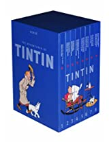 The Complete Adventures of Tintin (The Adventures of Tintin)