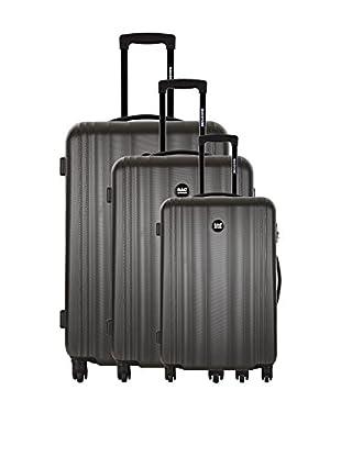 Bag Stone Set de 3 trolleys rígidos Pretty