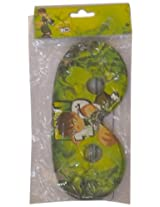Ben 10 Paper - Eye Mask, Multi Color