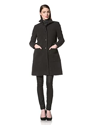 Jane Post Women's 3-In-1 Slicker (Black)