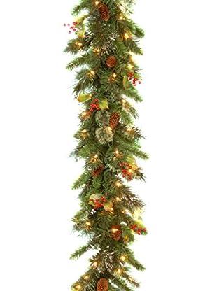 National Tree Company 9' Wintry Pine Garland