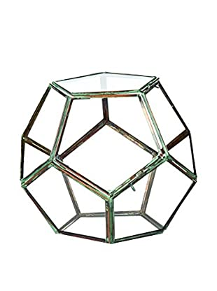 Sage & Co. Medium Glass Geodesic Terrarium
