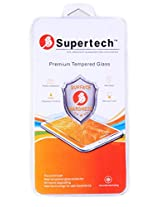 Supertech Tempered Glass Screen Guard for Lenovo A7000