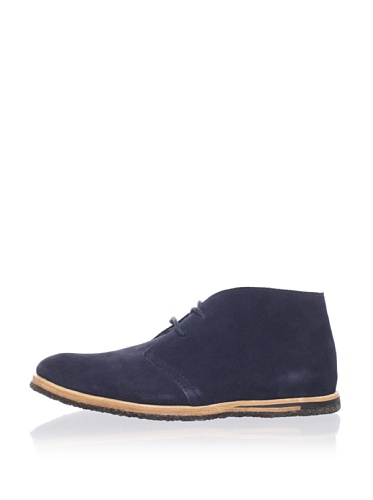 Ben Sherman Men's Aberdeen Chukka (Navy)