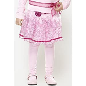 Cutecumber Polyester Skirts-Pink