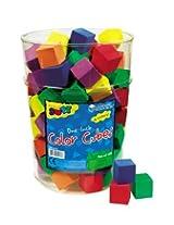 Learning Resources Hos LER6334 Color Cubes, Set of 100